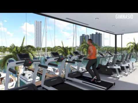 Marina Condos y Canal Homes