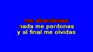 Karaoke Joan Sebastian  Como tu decidas (Con mariachi).flv