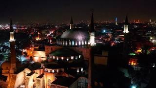 Sultan Ahmet Camii, Ayasofya ve Kız Kulesi