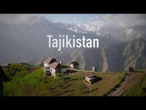 Pray For Tajikistan