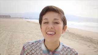 """Happy"" - Pharrell Williams (Cover by Kina Grannis ft. Fresh Big Mouf)"