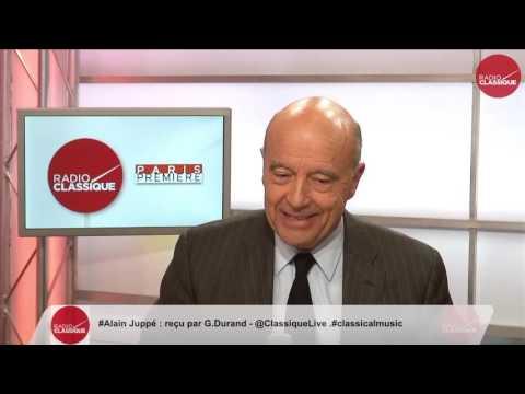Interview d'Alain Juppé   Mes adversaires 18052016