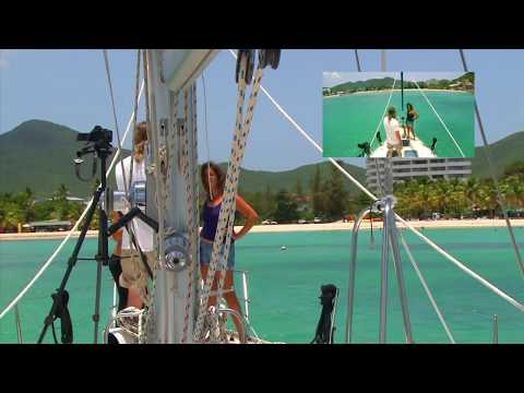 SIRENS OF SAILING - Preview of Womens Sailing Adventure series in the Caribbean!