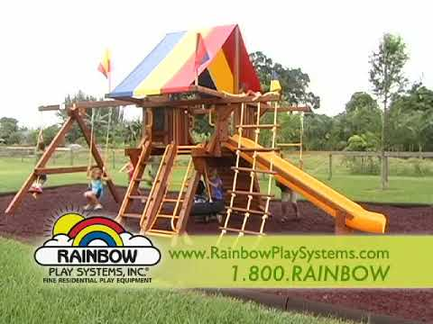 Rainbow Play Systems Youtube