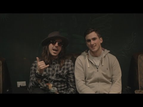 Cisco Adler Interview at the House of Blues in Boston (talks about his projects, father and more)