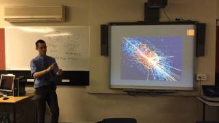 Why is there mathematics in STEM? (3 of 3: The Higgs Boson)