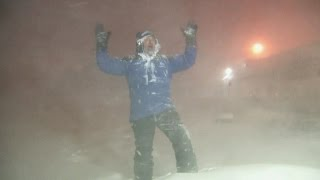 Awestruck By Rare Thuฑder Snow Storm | WEATHER GONE VIRAL