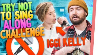 IGGI KELLY beim GMI Music Monday | Try not to sing along CHALLENGE