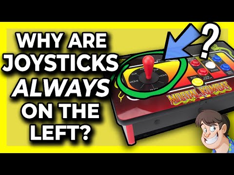 Why Are Joysticks Always On The Left? |...
