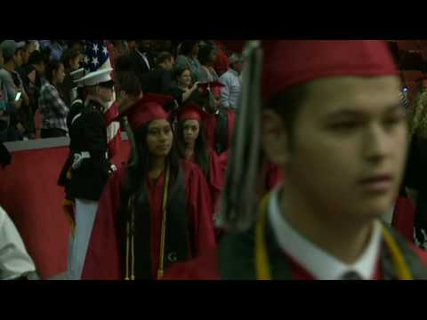 2016 Goose Creek Memorial High School Graduation