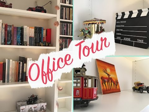 Office Tour | Toy Collection!