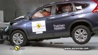 Euro NCAP   Honda CR-V   2013   Crash test