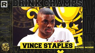 Vince Staples On Mac Miller, 2Pac, Growing Up In Long Beach, New Album & More   Drink Champs