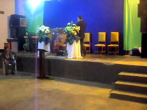 Dc. Magno Ferreira Pregando Em Gameleira dos Crentes - João Dourado-Ba