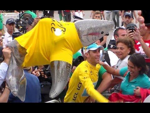 Vincenzo NIBALI @ Paris Tour de France 27 juillet 2014 Luglio Parigi