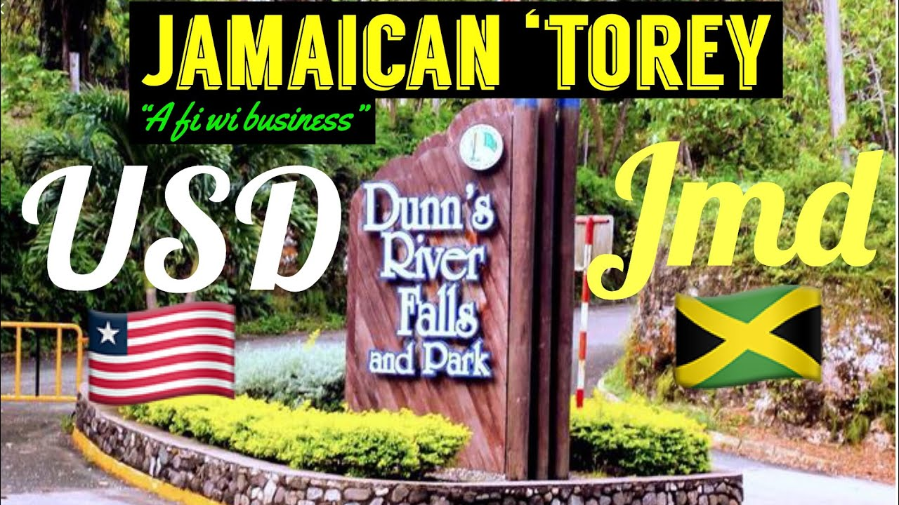 Jamaican Torey Pay Usd Or Jmd Dunn S River Falls Nuh Leff Yuh I D Ocho Rios