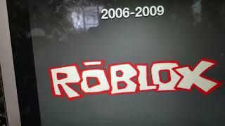 Historial del logotipo #40: ROBLOX