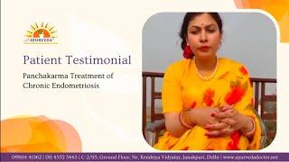 Success story: Endometriosis treatment