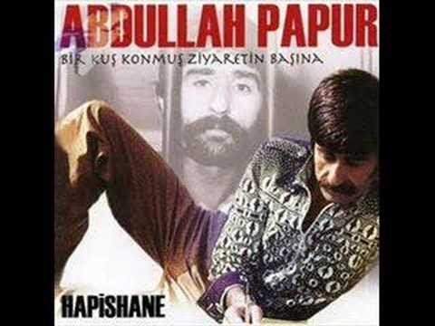Abdullah Papur - ODAM KIREC TUTMUYOR