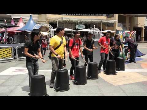 VMY2014 Flashmob by Tourism Malaysia Selangor