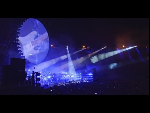 David Gilmour      Live at Pompeii 2016