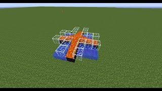 Minecraft 1.7.4 : Four Sided Infinite Obsidian Generator
