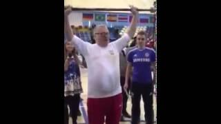 Жириновский сдает ГТО