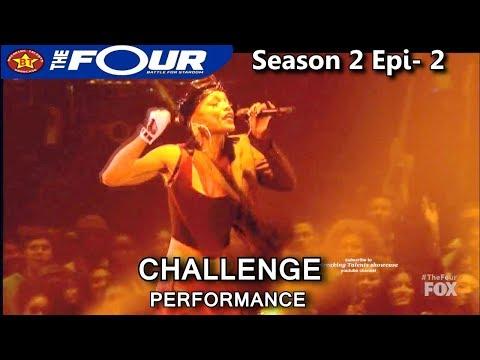 Sharaya J Plain Jane The Four Season 2 S2E2