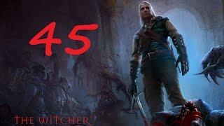 The Witcher Прохождение Серия 45 (Ревнивая Селина)