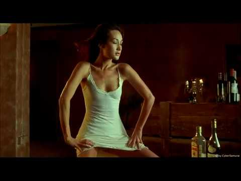 Maggie Q  Fight   Drug Lord Assassination  Naked Weapon