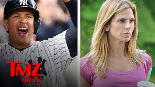 A-Rod In Spousal War With Ex! | TMZ TV