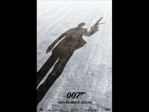 Quantum Of Solace OST 22nd