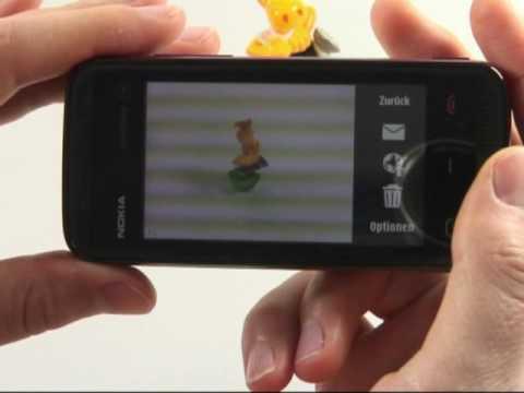 Nokia 5530 XpressMusic Test Kamera