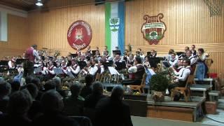 """""""Finale in Rot"""" ,- Musikkapelle Kiefersfelden"""