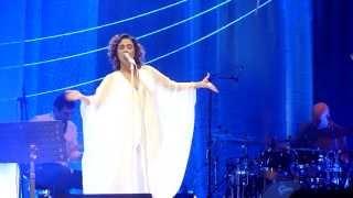 Maria Rita - Como Nossos Pais ao vivo em Porto Alegre 2013