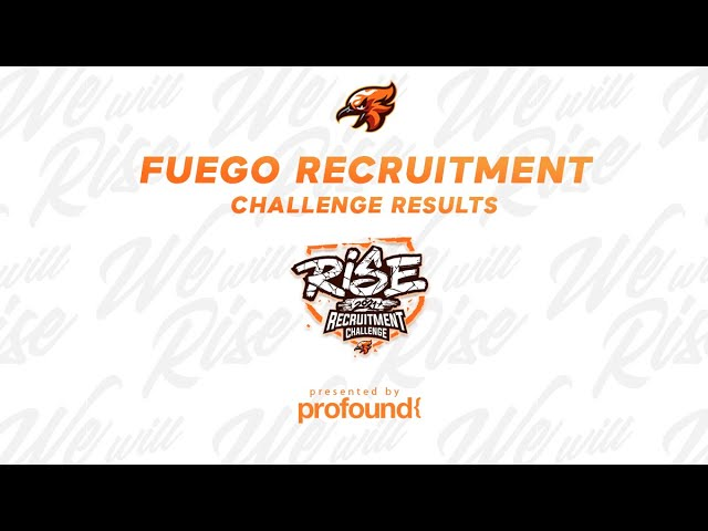 Welcoming the new Fuego Family Members