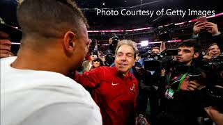 Recruiting expert Barton Simmons gives the latest on Saban's recruiting