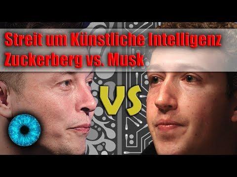 Streit um Künstliche Intelligenz - Zuckerberg vs. Musk - Clixoom Science & Fiction
