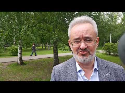 Виктор Козодой о выдвижении в мэры Новосибирска