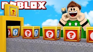 OUR OWN SECRET FACTORY in ROBLOX !!