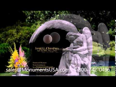 Tombstone Markers Northcliffe Manor Houston TX