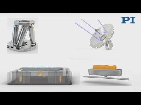 Precision Motion Technologies Overview by PI - www.pi.ws