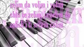 Nidza Bleja ft Skech and Milana Popovic.-Neka nova ljubav. [Lyrics].