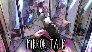 Nightcore - Mirror Talk - Griff (Lyrics)