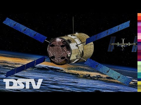 THE EUROPEAN AUTOMATED TRANSFER VEHICLE - SPACE DOCUMENTARY