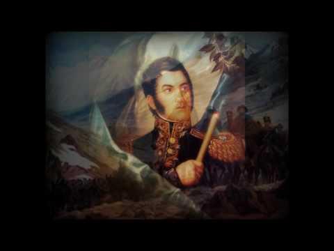 """""""Himno al General San Martín""""  - versión instrumental de Alejandro Insaurralde -"""