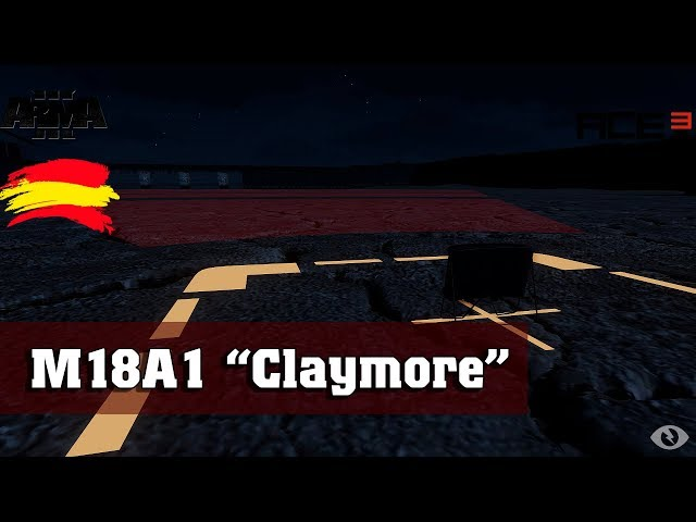 Arma 3   Claymore