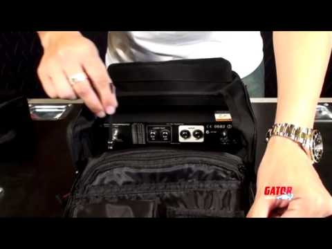 Gator Cases   In Ear Monitor System Carry Bag