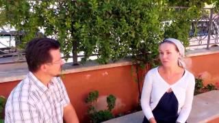 Беседа с руководителем хора русской Воскресной школы на Кипре Юлией Белан(, 2013-11-08T22:28:47.000Z)