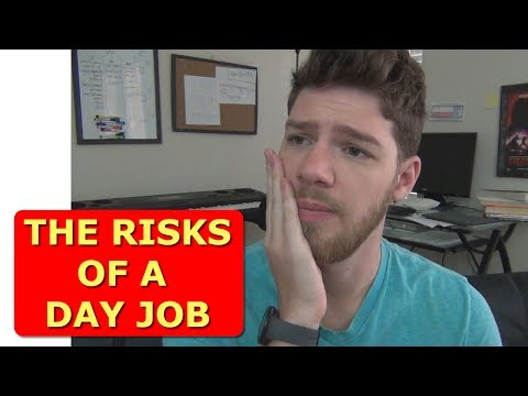 Why You Should Be TERRIFIED of Having a 9-5 Job